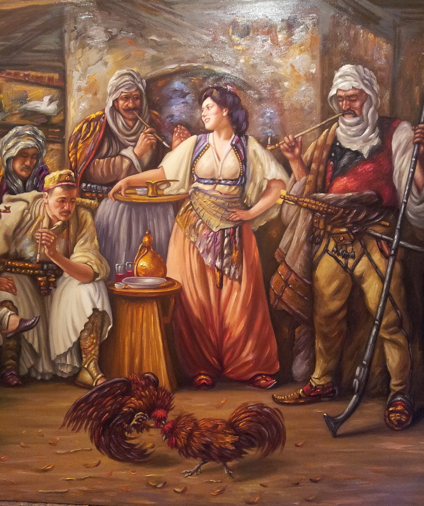 Replike Slika Poznatih Srpskih Slikara - Galerija Slika