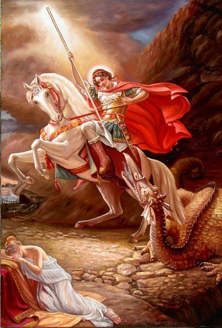 ikona-sv-djordje-ubija-azdahu-uros-predic