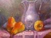 Kruske ulje na platnu 35x45