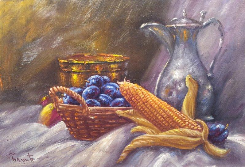 mrtva-priroda sa kukuruzom