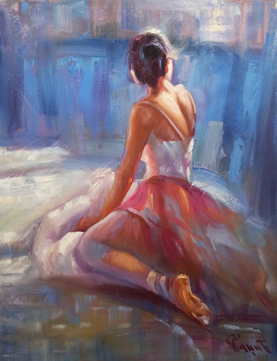 art-balerina-slika